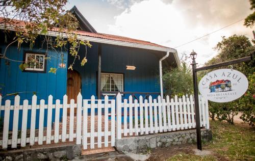 Casa Azul Bed And Breakfast