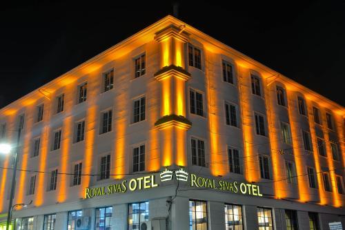 Sivas Royal Sivas Otel odalar