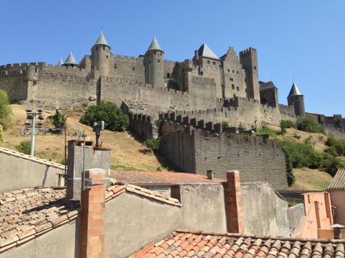 Cité View - Location saisonnière - Carcassonne