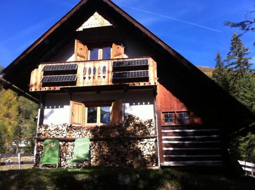 Almhütte Schmölzer Bad Kleinkirchheim