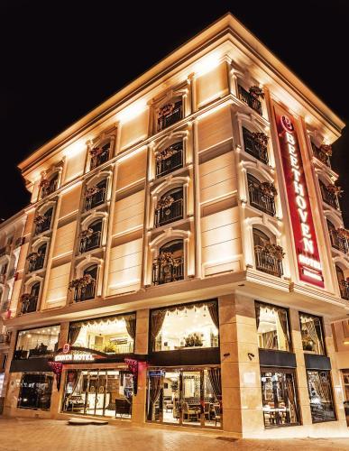 Istanbul Beethoven Hotel - Special Category ulaşım