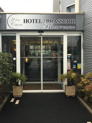 Hotel Carline - Hôtel - Caen