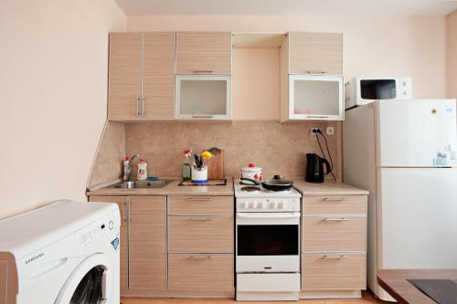 . Apartments Allilueva 12a