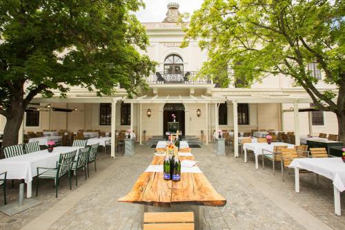 Kasteel-overnachting met je hond in MÖRWALD Hotel Schloss Grafenegg - Grafenegg