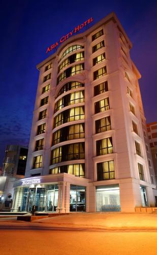Istanbul Asia City Hotel Istanbul rezervasyon