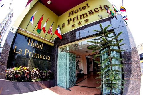 Hotel Hotel La Primacia