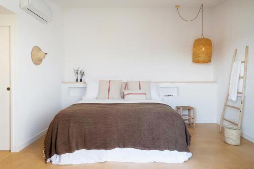 Habitación Deluxe con terraza Agroturismo Ses Talaies 6