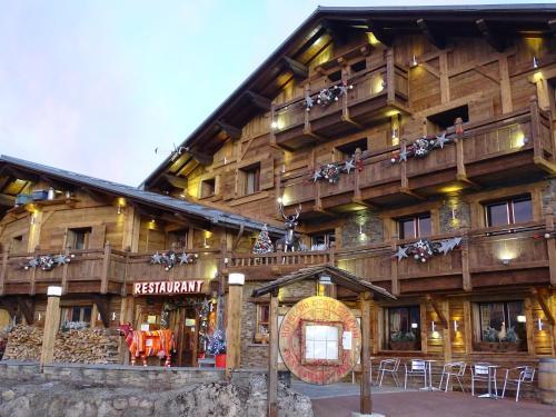 Chalet Hôtel du Mont-Charvin & Spa - Hotel - Crest Voland Cohennoz