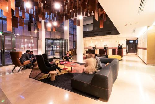 Radisson Blu Hotel, Paris-Boulogne photo 11