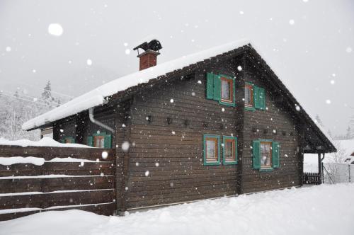 Holzhaus in Hinterstoder Hinterstoder