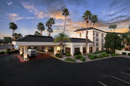Hampton Inn Tucson-Airport