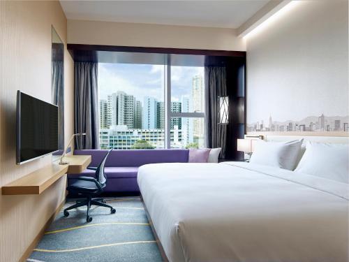 . Hilton Garden Inn Hong Kong Mongkok