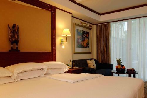 Nairobi Serena Hotel værelse billeder
