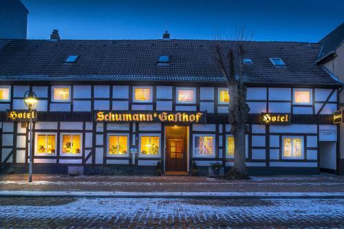 . Schumann`s Hotel garni
