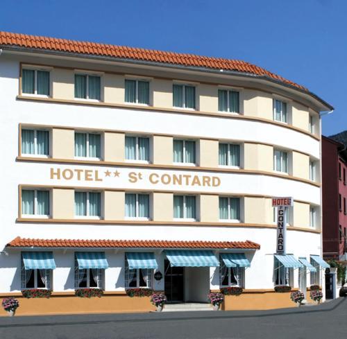 Hotel Hôtel Saint Contard