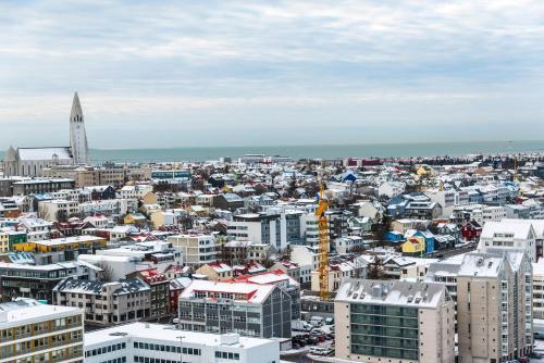 Þórunnartún 1 - Höfðatorg, 105 Reykjavík, Iceland.