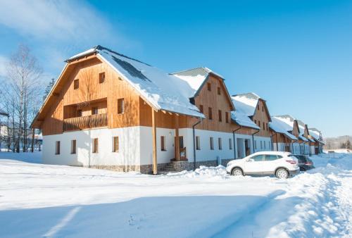 . Apartmány Lipno - Böhmerwald - Nová Pec na Šumavě