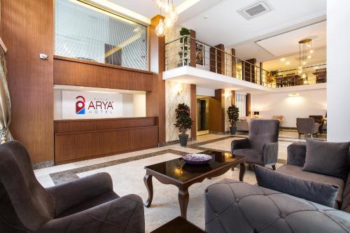 Izmir Perla Arya Hotel adres