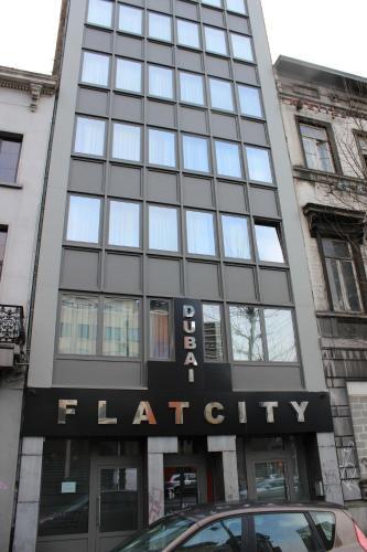 Flatcity Brussels Center Aðalmynd