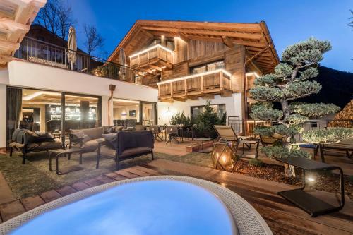Hotel Montchalet St. Ulrich