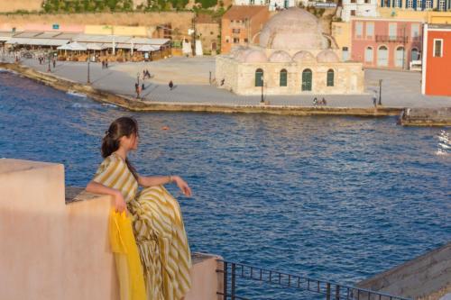 Theofanous 9, 73100 Chania, Crete, Greece.