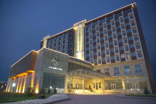 Sorgun Safa Sorgun Thermal Hotel tek gece fiyat