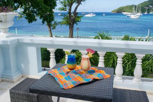 Belmont Walkway, Bequia, St Vincent and the Grenadines.
