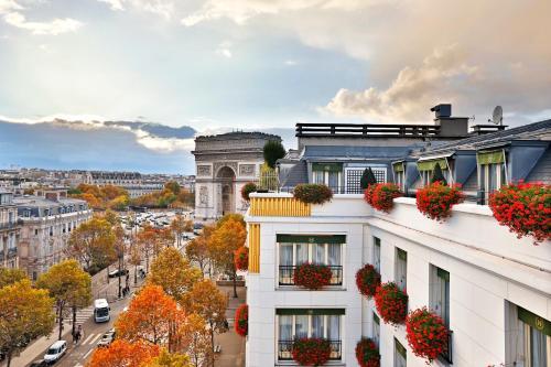 Hôtel Napoleon Paris - Hôtel - Paris