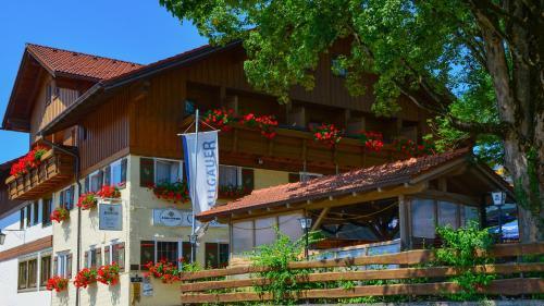 Accommodation in Oy-Mittelberg