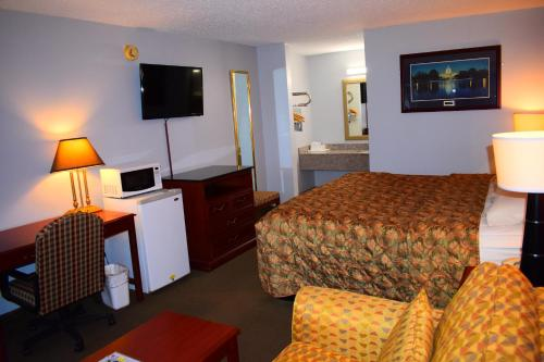 Economy Inn Little Rock - Little Rock, AR 72209