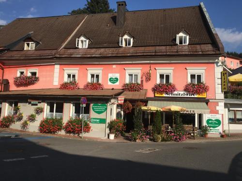 Bed & Breakfast Goldener Stiefel - Hotel - Mariazell