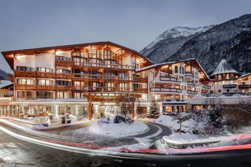 Das Central – Alpine . Luxury . Life Sölden