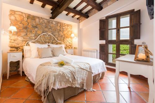 Habitación Doble Masia Can Canyes & Spa 2