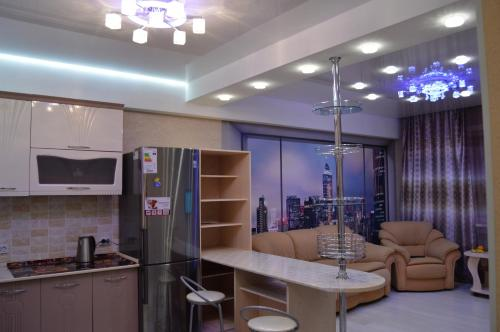 . Apartment on Komsomolskaya ulitsa 373b