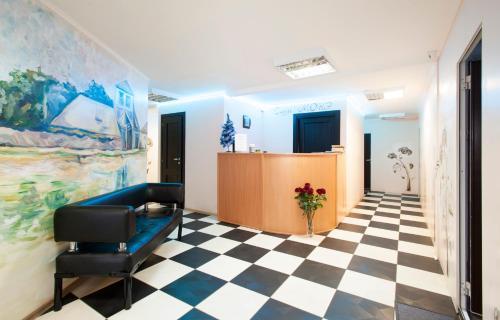 Mini Hotel Mone - Accommodation - Nakhabino