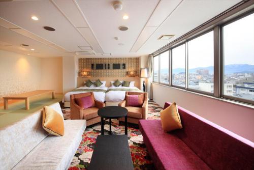 Centurion Hotel Villa Suite Fukui Ekimae - Fukui