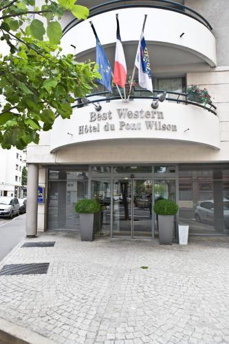 Best Western Hotel Du Pont Wilson H 244 Tel 6 Rue Mazenod