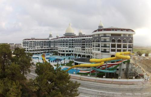 Side Diamond Premium Hotel & Spa - Ultra All-inclusive yol tarifi