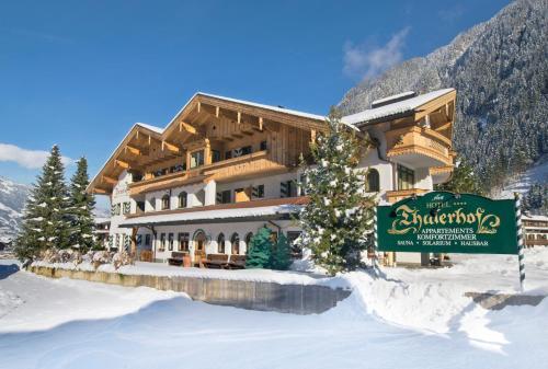 Apparthotel Thalerhof Mayrhofen
