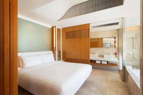 Hotel Jen Hong Kong photo 24