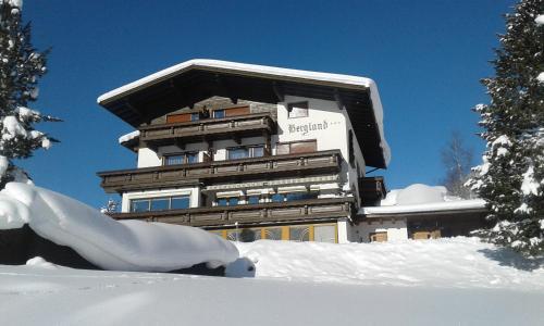 Gästehaus Bergland Berwang