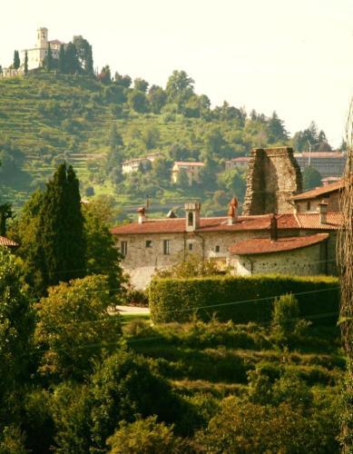 Kasteel-overnachting met je hond in Castello di Cernusco Lombardone - Cernusco Lombardone