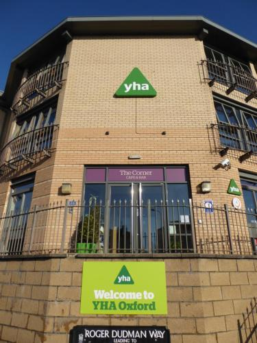YHA Oxford (with B&B)