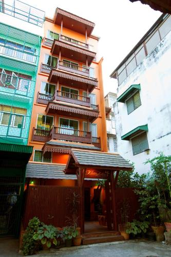 Lamphu Tree House Boutique Hotel photo 31