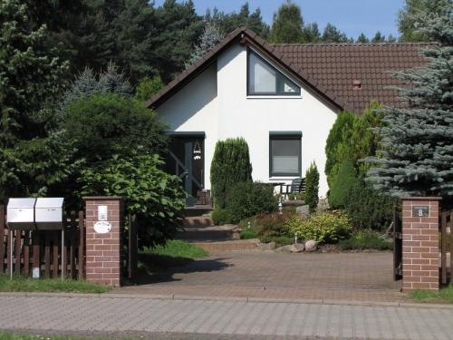 . Holiday home Luthers Landhaus