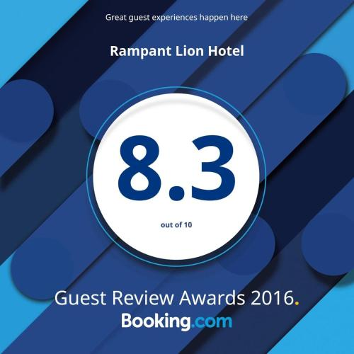Rampant Lion Hotel picture 1 of 50