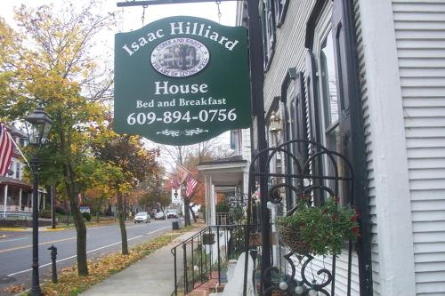 Isaac Hilliard House - Bed And Breakfast