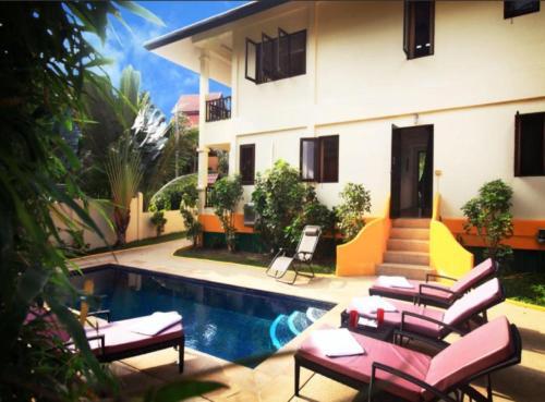 3 Bedroom Seafront Villa with Bay View Koh Phangan Koh Phangan