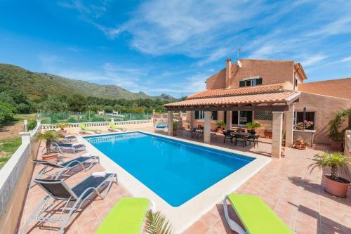 Villa Bona Vista Majorca Spain