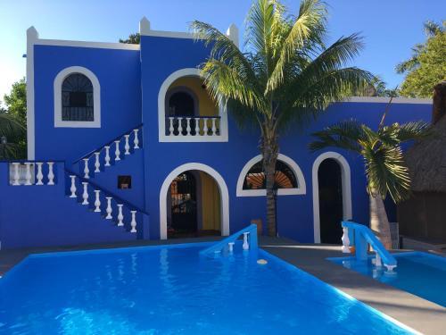 Hotel Hacienda San Pedro Nohpat
